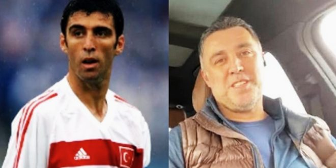 How Former Turkey Star, Hakan Sukur Ended Up As A Taxi Driver In US, Says, Rift With Turkey President Robbed Him Of A Lease Of Life
