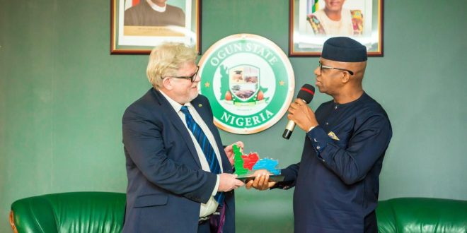 OUR REFORMS ARE TO ATTRACT MORE INVESTORS TO OGUN – ABIODUN