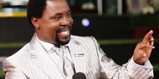 COVID-19 Miracle: Two PHD Lecturers Testify To Coronavirus Healing Through TB Joshua Prayers