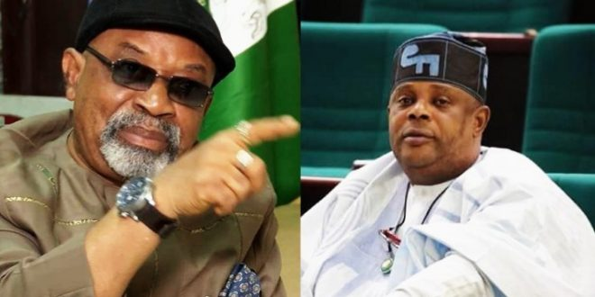 "Why Ngige Tells Faleke, ""You Are A Small Boy From Mushin"""
