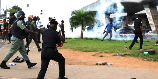 MUZZLING RIGHT TO PROTEST: A THREAT TO NIGERIAN DEMOCRACY