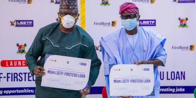 First Bank Partners LSETF To Offer Funding At Attractive Interest Rate To Low-Cost Private Schools In Lagos State