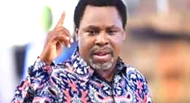 Prophet TB Joshua Opens Up On Record Breaking Prayer Mountain