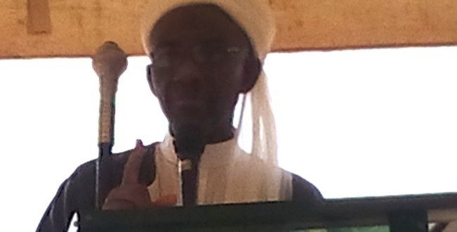 IMAM ADEWUNMI URGES MUSLIM FAITHFUL TO HAVE FEAR OF GOD, ADVISES YOUTHS NOT TO JOIN BAD GANG
