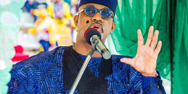 PARTICIPATE IN ELECTIONS, OTHER DEMOCRATIC PROCESSES, OGUN GOV. ABIODUN URGES ON DEMOCRACY DAY