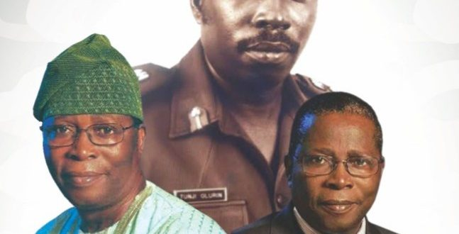 Why Major-General Adetunji Olurin's Rank Was Changed To Brigadier-General Still A Riddle – Major-General Gbadewole