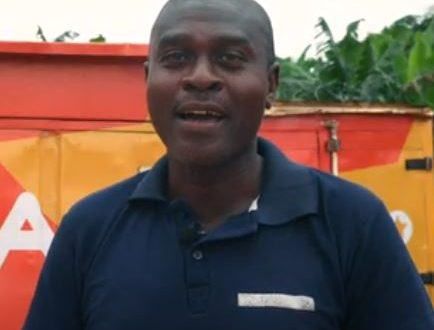 I Take Satisfaction In Delivering Happiness – Jumia Delivery Agent