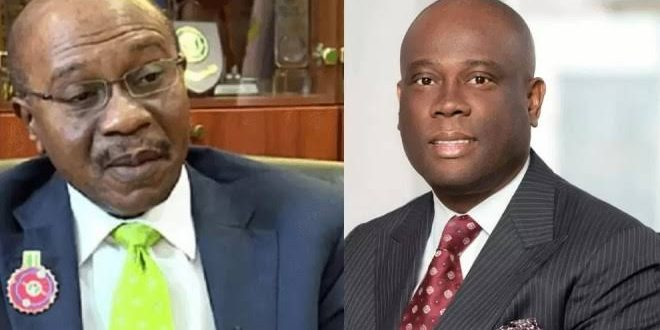 Wigwe, Emefiele Honoured With Juris Law Award For Outstanding Contributions In Finance Sector